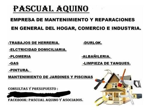 servicios de mantenimiento de la vivienda