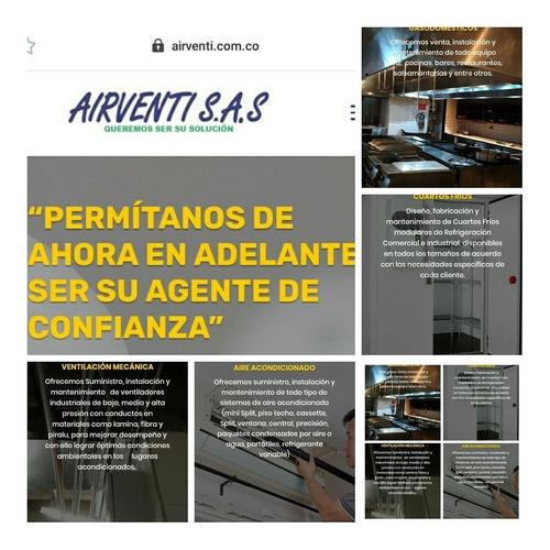 servicios de mantenimiento preventivos y corectivos