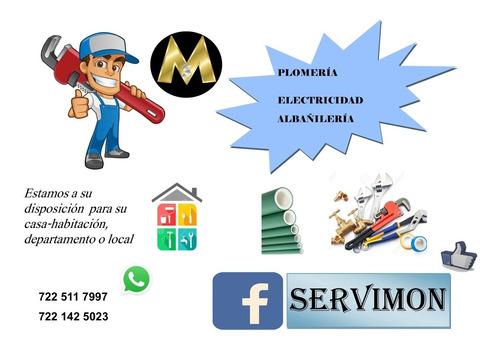 servicios de mantenimiento y construcción