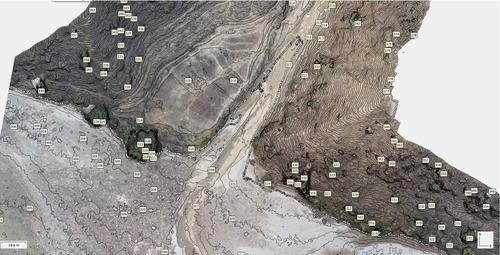 servicios de mapeo, fotogrametría e índices ndvi con drones
