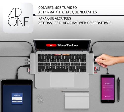 servicios de marketig digital- producción integral
