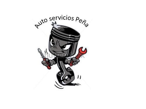 servicios de mecánica a domicilio