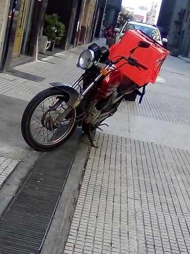 servicios de mensajería en moto