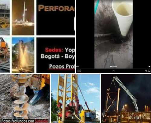 servicios de perforación,casas,molinos,subsidios