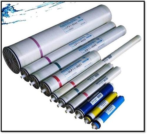 servicios de regeneracion de membranas de osmosis inversa