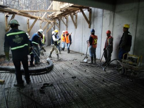 servicios de remodelación, construcción y mantenimiento.