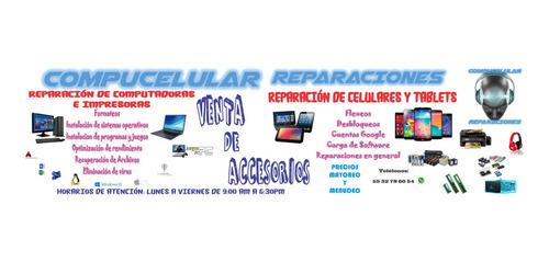 servicios de reparación computadoras y celulares