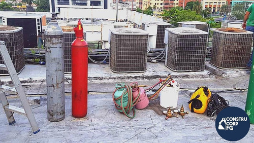 servicios de reparación de aires acondicionados