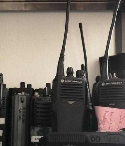 servicios de reparación de radios y headset