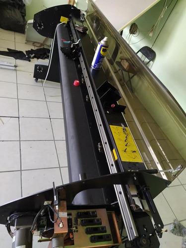 servicios de reparación plotters y digitalizadoras gerber