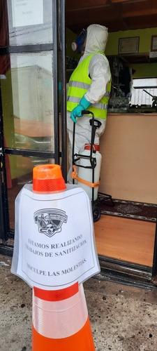 servicios de sanitización amonio cuaternario