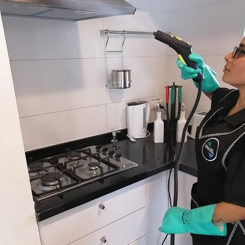 servicios de sanitización y limpieza