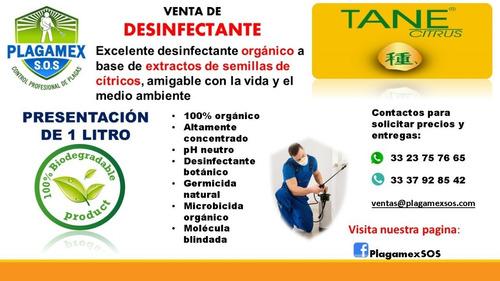 servicios de sanitizaciones