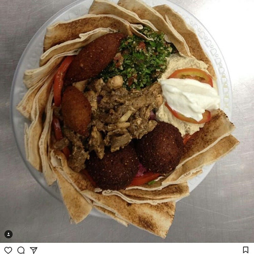 servicios de shawarma