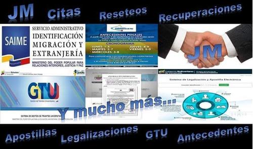 servicios de trámites legales
