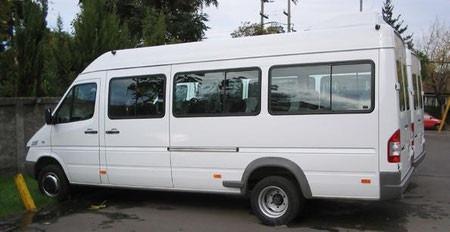 servicios de transporte ejecutivo. promoción marzo.