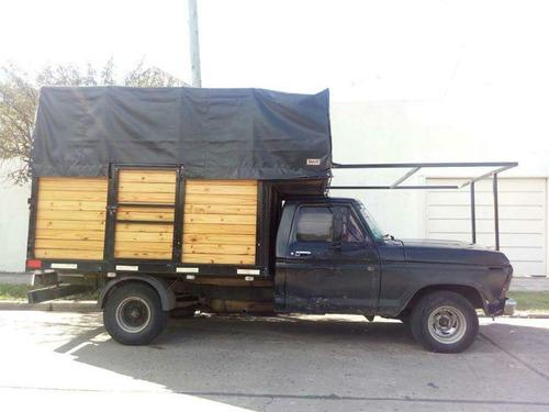 servicios de transporte - mudanzas - reparto - fletes