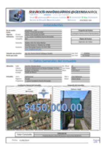 servicios de valuación inmobiliaria; justificación,propósito