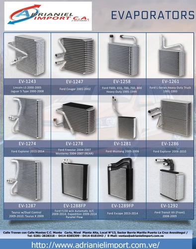 servicios de venta de repuestos de refrigeración automotriz