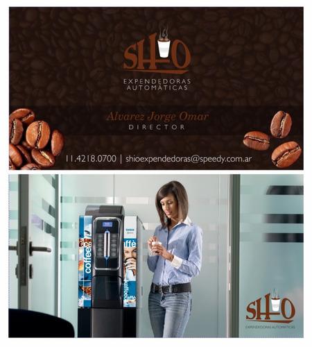 servicios expendedoras de cafe y dispenser para oficinas