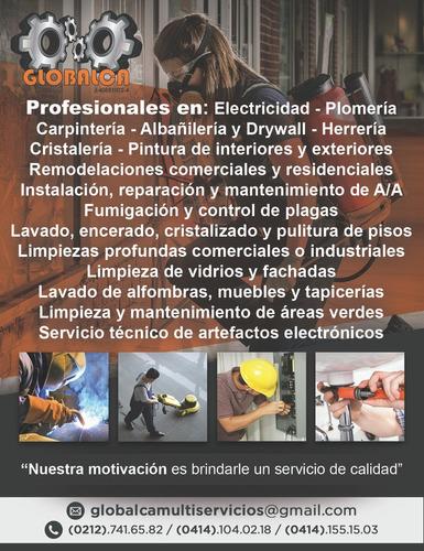 servicios fumigacion general