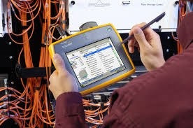 servicios fusion fibra optica, enlaces fibra, otdr