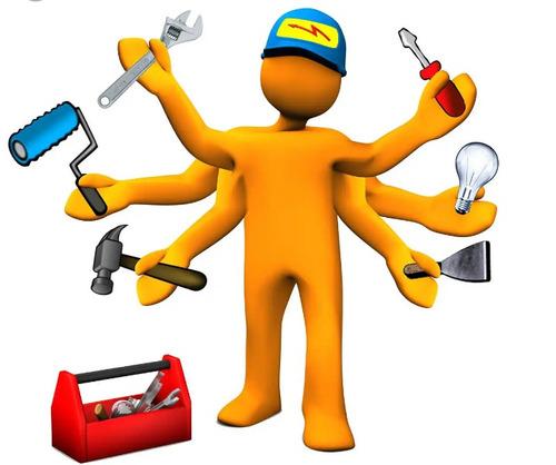 servicios generales, albañilería, plomeria, electricidad