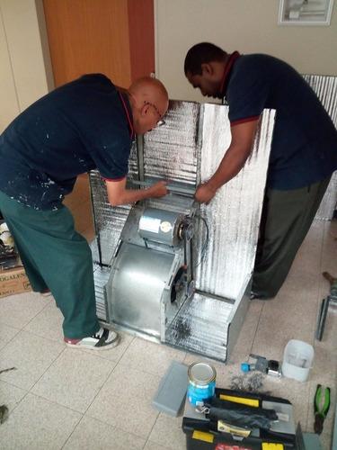 servicios generales electricidad aire acondicionado