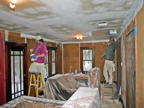 servicios generales en acabado y remodelacion, pintura.
