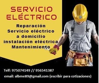 servicios generales instalación // mantenimiento
