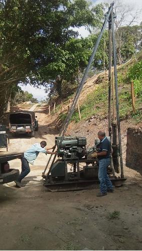 servicios geológicos estudios de suelos perforación de pozos