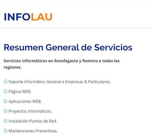servicios informáticos en antofagasta