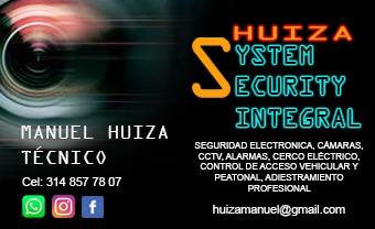 servicios integrales de seguridad electrónica