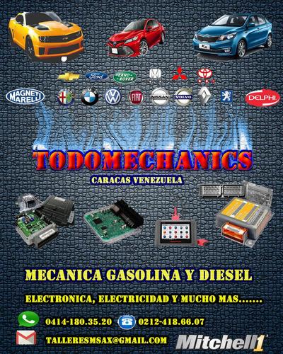 servicios integrales electrónica automotriz a domicilio