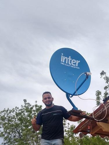 servicios inter tv sateli directv y movistar tv satelital tv
