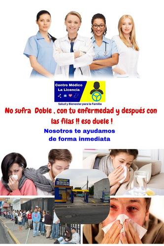 servicios médicos -dictamen medico para licencia de conducir