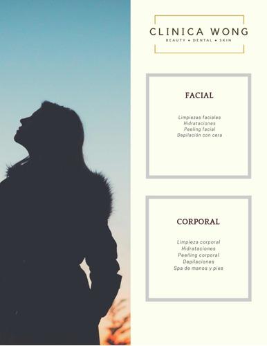 servicios odontológicos y estéticos