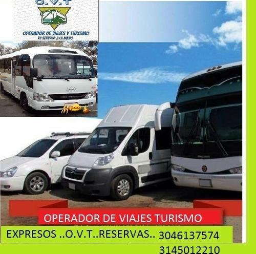 servicios operador de viajes turismo alojamientos vuelos