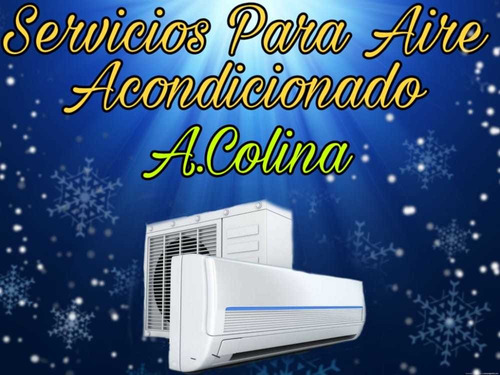 servicios para aire acondicionado