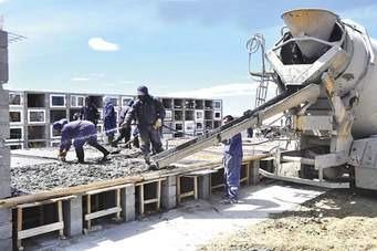 servicios para la construccion,(hormigon elaborado)