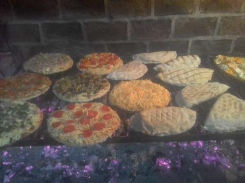 servicios pizzas mozos vajilla parrilla asados menú infantil