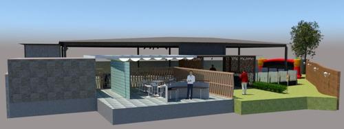 servicios profesionales de arquitectura y construcción.