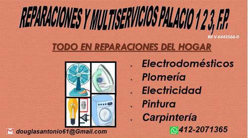 servicios reparaciones hogar