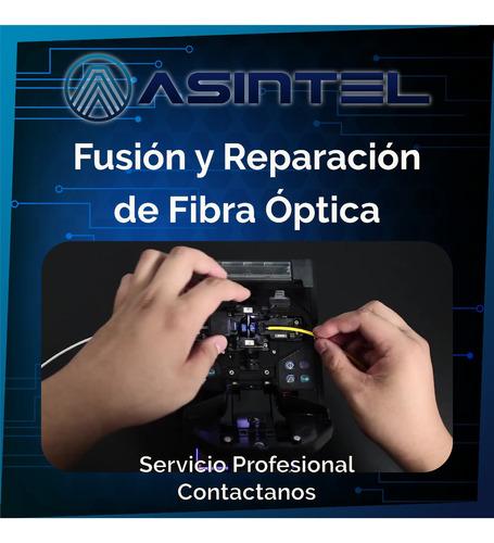 servicios, suministros y  proyectos en fibra óptica (gpon)