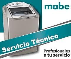 servicios tecnico de secadora, lavadora y nevera mabe.