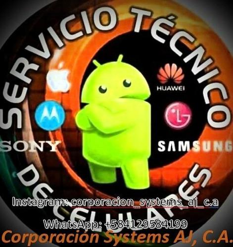 servicios técnico para celulares, pc y laptop tienda física.