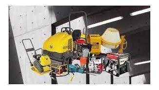 servicios técnico para maquinaria liviana de construcción