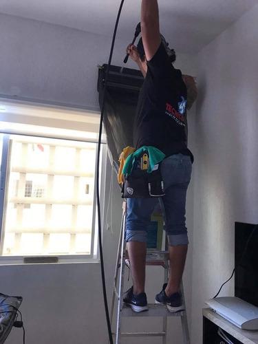 servicios técnicos de mantenimiento de aires acondicionados