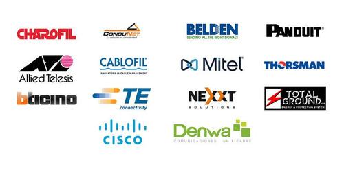 servicios técnicos de redes, telefonía y videovigilancia