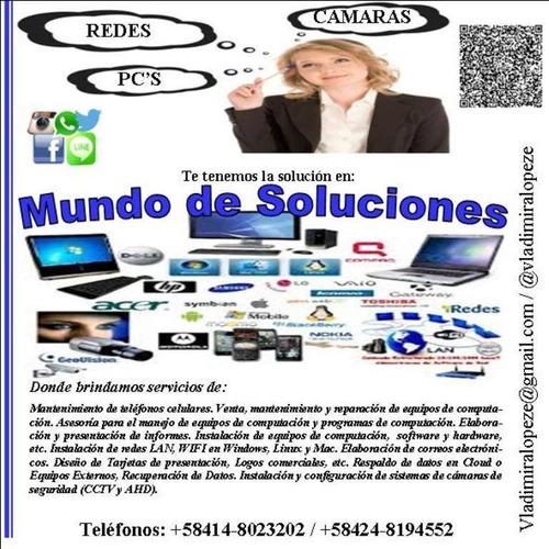 servicios técnicos digital pc mac cctv redes y mucho mas